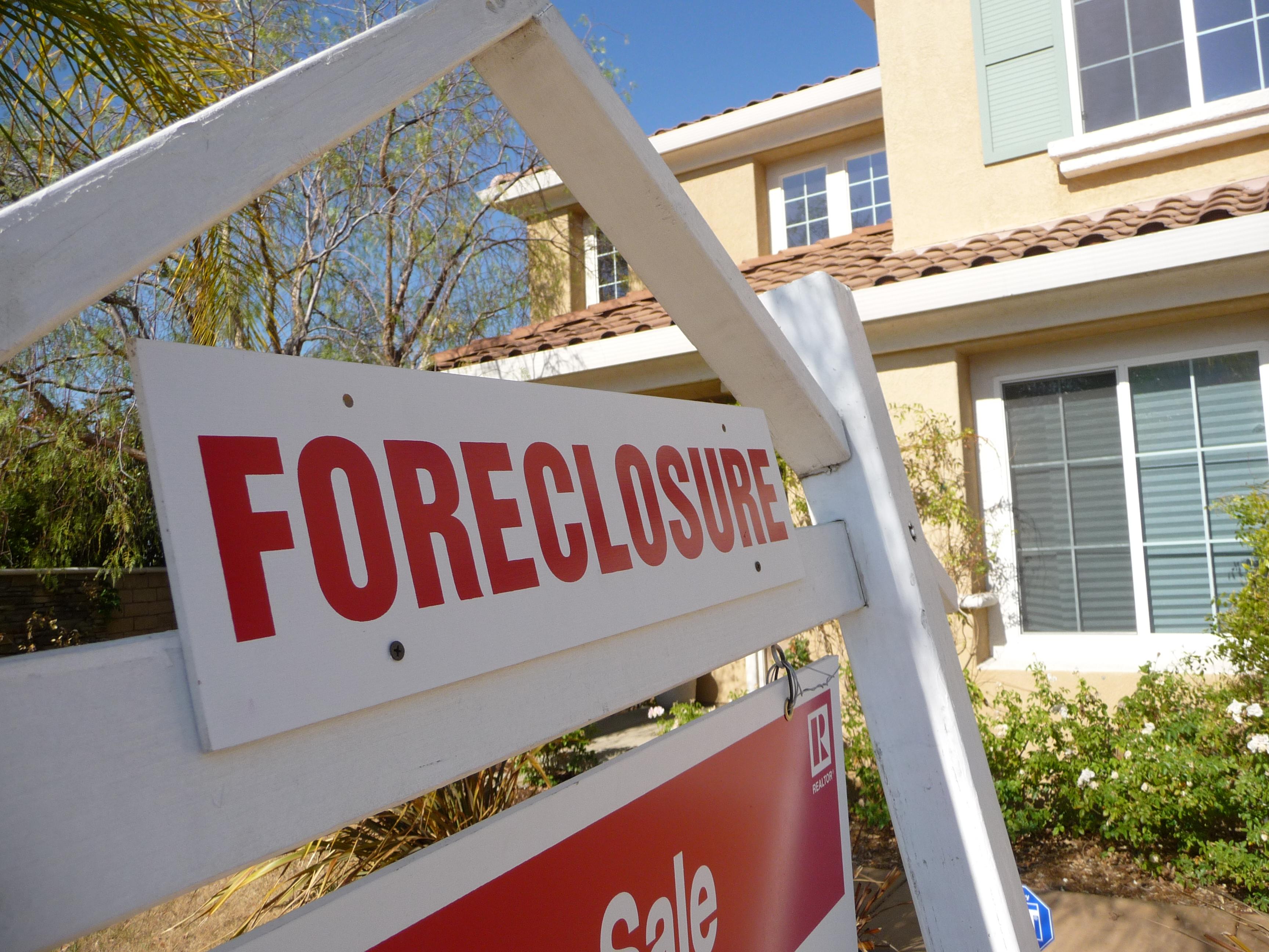 Foreclosure 3-16